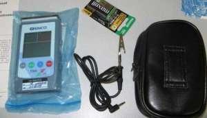 静电测试仪特点以及使用的注意事项耕作机